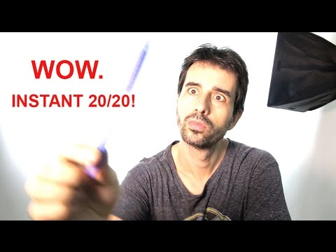 Jake Steiner: Mind Blowing Trick For INSTANT 20/20 Eyesight!