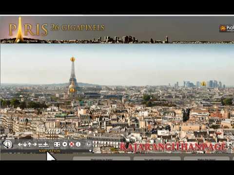 Paris In 26 Gigapixels Visit Paris Online