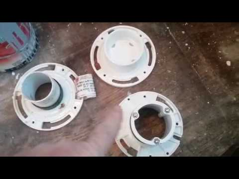 How To Replace a Toilet Flange on a Cast Iron Drain