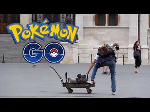 The ULTIMATE Pokemon GO Powerbank