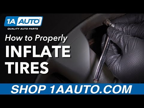 How to Properly Check and Inflate Tires on Your Vehicle