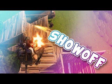 PRO Let's me Die to SHOW OFF | Fortnite Battle Royale