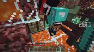 Minecraft [Прохождение карты] 1\2 -   Эмиральд мастер!