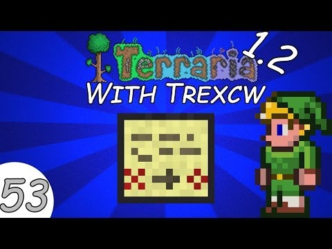 Terraria 1.2 with Trexcw - Episode 53: Quest for the Ankh Charm Part 3