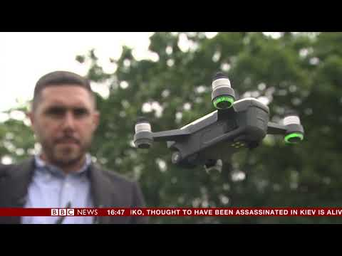UK set to ban drones from flying within 1km of airports - Victoria Fritz