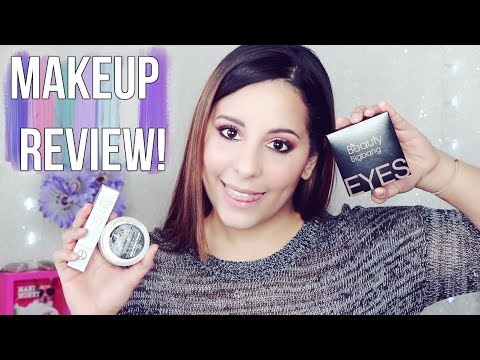 New MAKEUP Review | Beauty Big Bang | First Impressions