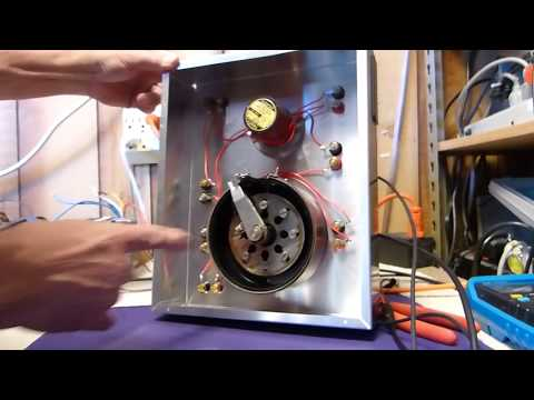 Improved Method Of Measuring Inductance Of Vacuum Tube Audio Output Transformers