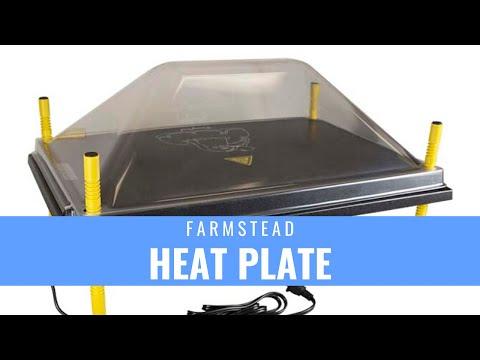 Farmstead Comfort Heat Plate