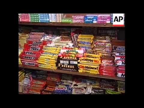 USA: BSE CANDY SCARE