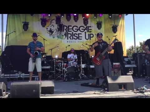 Reggae Rise Up with Newborn Slaves