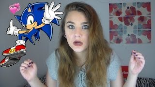 MENTALLY DATING SONIC THE HEDGEHOG// Why I Was A Weird Kid 2