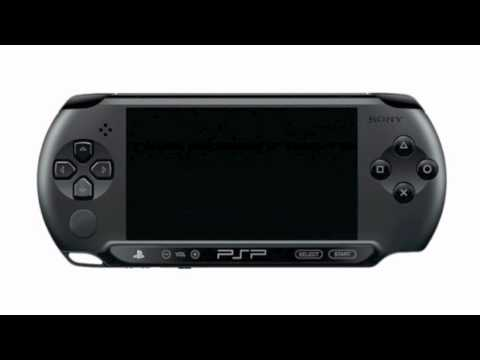 First Look: Sony PSP E1000