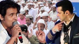 ANGRY Sonu Nigam Slams Muslim's Azaan, Salman Khan Respect Azaan Must Watch