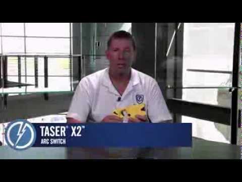 TASER X2 - Arc Switch