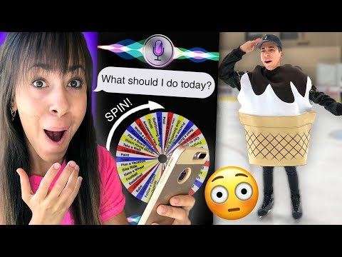 Siri Controls our Life for a Day! (Things got crazy)