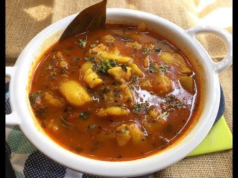 Aloo Sabzi Recipe | Aloo ki Sabzi with Gravy (Shop Style) | Potato Curry | Quick Aloo Sabzi #308