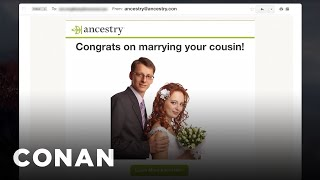 More Email Marketing Fails  - CONAN on TBS