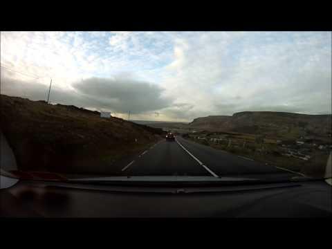 Scenic Drive: Donegal Coast, Ireland