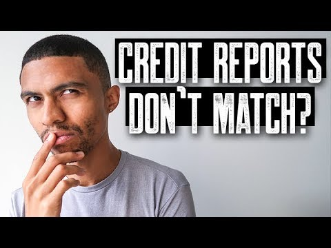 Bureau Deletions Don't Match || My Credit Reports Are Different || I Need Help With My Credit Repair