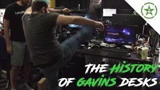 The History of Gavin Free