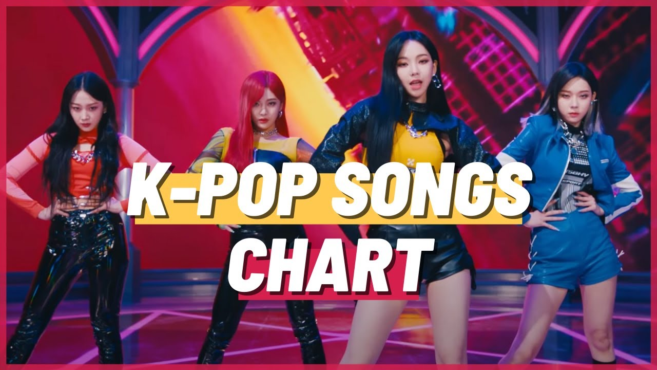 Download (TOP 100) K-POP SONGS CHART   JUNE 2021 (WEEK 2) MP3 Gratis