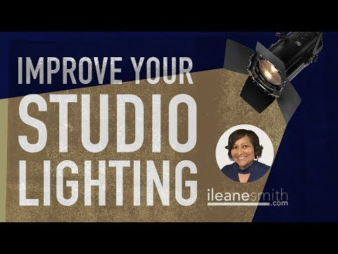 Home Studio Lighting and Live Streaming Gear (On a Budget)