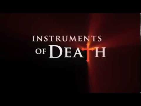 Instruments of Death TV Series - Opening Title Sequence - Karl Ude Martinez Presenter