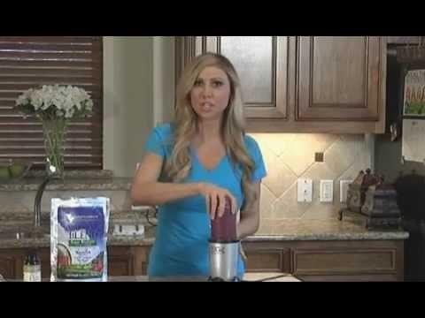 Marzia Prince Fruit Smoothie | Sunwarrior Protein Powder