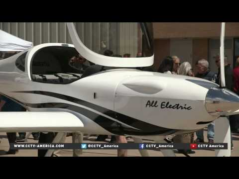 New electric plane may curb flight school costs