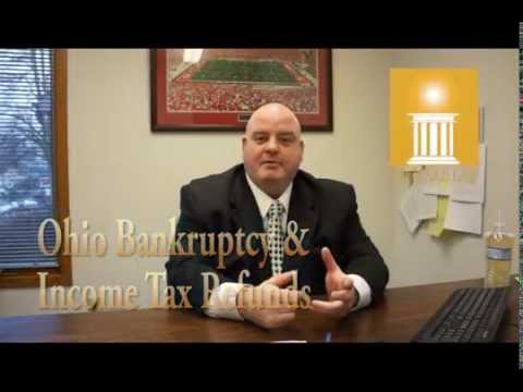 Ohio Bankruptcy & Income Tax Refunds