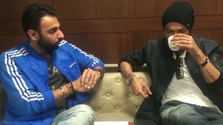 Rahul Makin in conversation with Bohemia