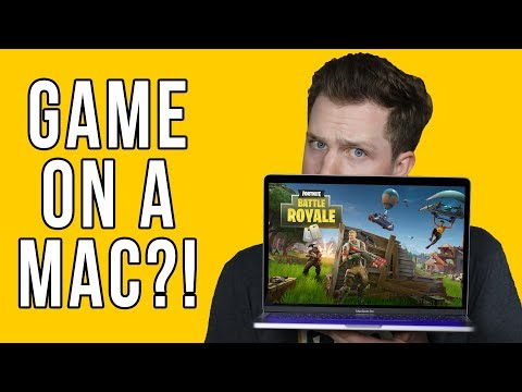 Can You Game on a Mac in 2018?