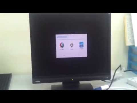 Using monitor to watch Android TV (VGA to HDMI cable)