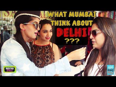 How To Spot A DELHI Person In MUMBAI - (ODF)