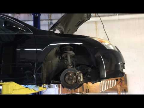Nissan altima 2.5 oil cooler gasket replacement/oil leak fixed!!