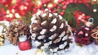 Белый снег идет идет - Карамельки (music Video By Daniele P.)