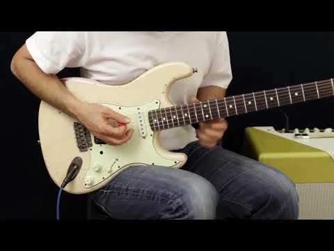 Why you should use the third position of the pentatonic scale to improvise