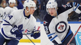 Johnston: Matthews is slightly ahead in the Calder race