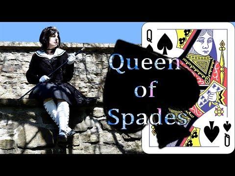 Queen Of Spades ♠ Lolita Lookbook