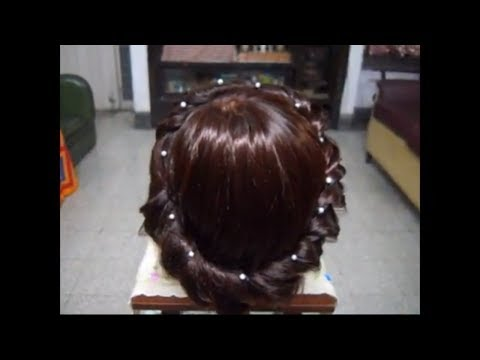 A beautiful hairstyle that gives you a awesome look.