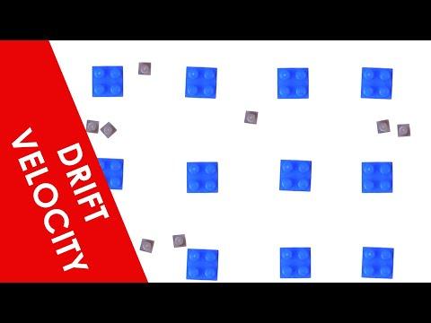 A Level Physics - Mean Drift Velocity