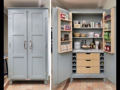 Kitchen Pantry Cabinet Freestanding