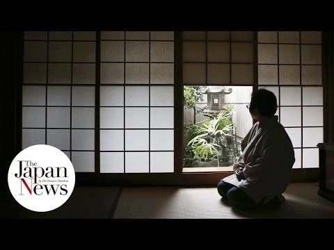 Shoji Paper Screens in The Japan News