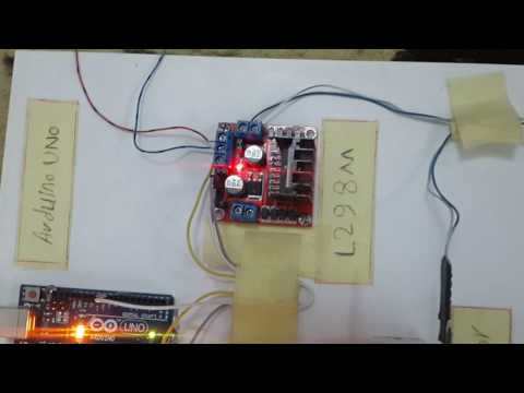 PID controller for DC motor speed control modeled in matlab based on Arduino UNO