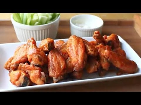 Crispy Baked Buffalo Wings or Drumsticks | KETO RECIPES