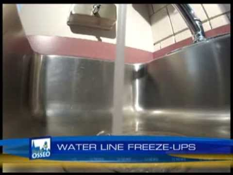 Osseo Frozen Pipes Update