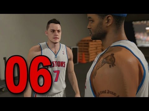 NBA 2K14 My Player Career - Part 6 - Gaining Team Chemistry (Let's Play / Walkthrough / Playthrough)