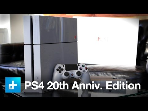 PS4 20th Anniversary Edition - Unboxing