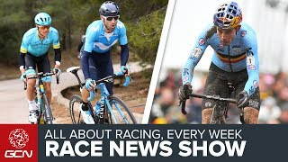 The Cycling Race News Show: Cyclocross World Championships, Valenciana &  The Herald Sun Tour