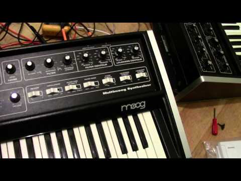 Micromoog Mod Part1 (By Synthpro))